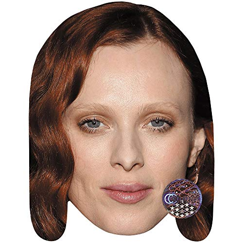 Celebrity Cutouts Karen Elson (Red Hair) Big Head