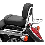 Sissy Bar + porte paquet Honda Shadow VT 750 C/ C2/ C4 04-15