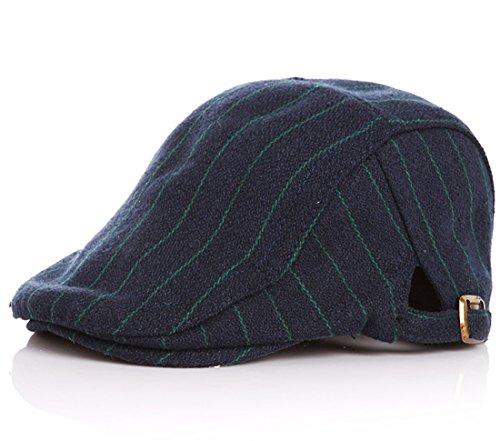 Kuyou Gatsby Mütze Kinder Baskenmütze Baby Kids Kapppe Hüte (Dunkelblau) (Baby-jungen-accessoires)