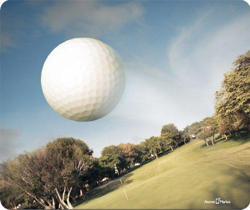 Atomic Market Golf Ball Flying Dick Maus Pad (Bälle-maus-pad)