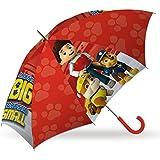 Paraguas automatico Patrulla Canina 45cm