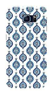 HACHI Premium Printed Cool Case Mobile Cover for Samsung Galaxy S6 Edge Plus
