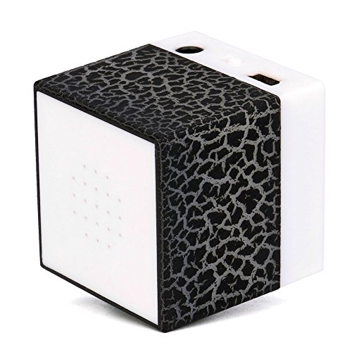Fanxing New Fashion Portable Mini Stereo Bass TF Card Mini MP3 Music Player Wireless Speaker