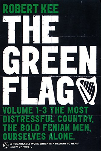 The Green Flag: A History of Irish Nationalism Großbritannien-flags