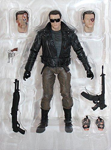 Figura de Acción Terminator - T-800 Ultimate Police Station 2