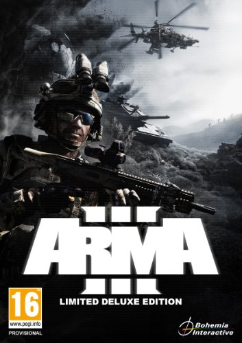 ARMA 3 - Limited Deluxe Edition (PC DVD) [UK IMPORT]