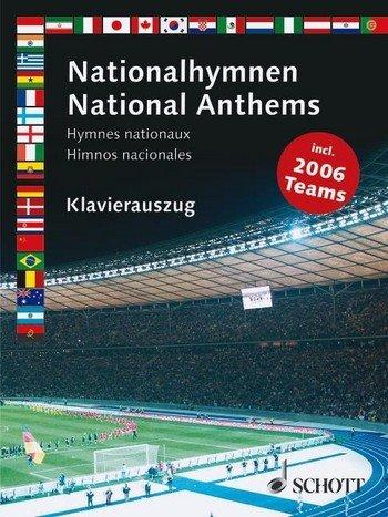 NATIONALHYMNEN Songbuch mit Bleistift -- 50 Hymnen der wichtigsten Länder der Welt arrangiert für Klavier und Gesang mit den Originaltexten und wichtigen Informationen zu den einzelnen Ländern und Komponisten der Hymnen (Noten/sheet music)