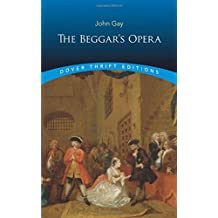 The Beggar's Opera (Dover Thrift Editions)