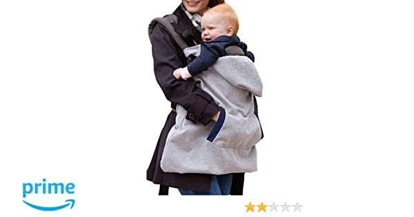 winddicht Mantel mit Kapuze multifunktional Baby Wrap Tininna Tragetuch f/ür Babys zum Transport