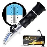 Brix-Refraktometer mit ATC