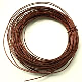 #3: Atargoods Enamel 10 Meter Copper Wire Size 20 Gauge - Dead Soft for All Purpose Use