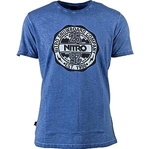 Nitro Herren T-Shirt Twentyfive T-Shirt
