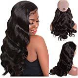 Perstar Lace Front Wigs Human Hair With Baby Hair Brazilian Body Wave Virgin