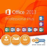 MS Microsoft Office 2013 Professional Plus für 2PC's + 8GB USB-Flash-Drive mit Installationsdaten 32/64-Bit