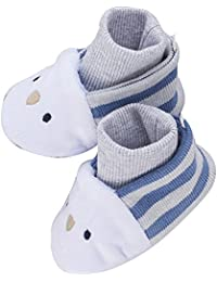 Sucre D'Orge - shoes - Masculin - 1 - chaussons bebe garcon