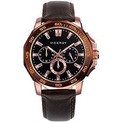 Uhr Viceroy Magnum 47795-57 Herren Schwarz