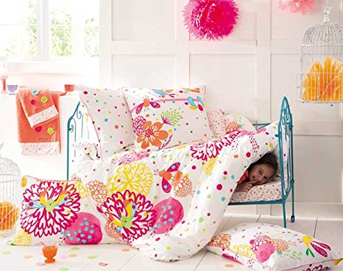 Catimini Kids.- Duvet Cover Set 'Aerobulles' 155/220 cms 61