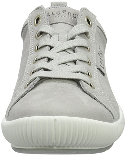 Legero  TANARO 800823, Sneakers Basses femme Grau (cristal)