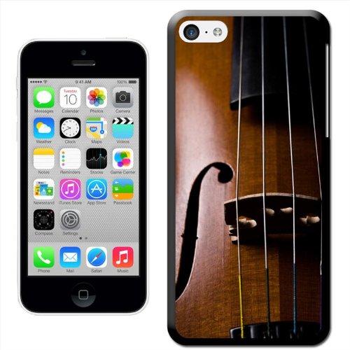 Violons Coque arrière rigide détachable pour Apple iPhone modèles, plastique, Violin & Sheet Music, iPhone 4/4s Mahogany Cello