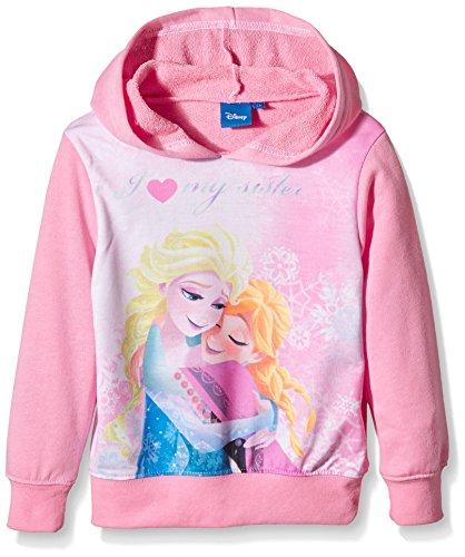 Disney Girl's Frozen Sisters are Magic Long Sleeve Sweatshirt