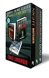 Dundee Crime Series: Books 1 - 3 Box Set