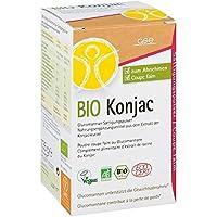 Bio Konjac Glucomannan Sättigungspulver 135 g preisvergleich bei billige-tabletten.eu