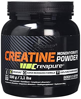 Olimp Creapure Monohydrate Creatine Supplement from Olimp