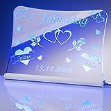 LED Acrylglas Schild