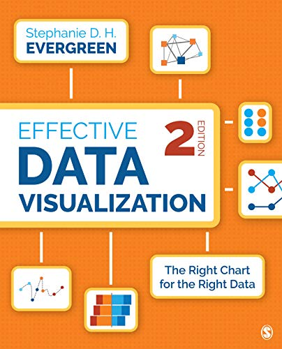 Effective Data Visualization: The Right Chart for the Right Data (English Edition)