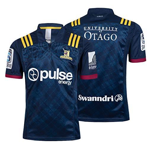 K-Flame Rugby League Jerseys Camiseta de Entrenamiento para Hombres Ropa de Nueva Zelanda...