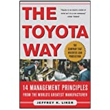 The Toyota Way: 14 Management Principles from the World's Greatest Manufacturer [Import] by Jeffrey K. Liker (2004-05-03)
