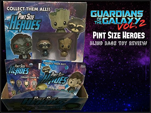Review: Guardians Of The Galaxy Vol. 2 Pint Size Heroes Blind Bags Toy Review (Blinds Mini)