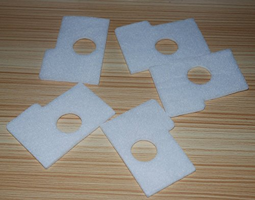 Beehive Filter 5pcs Luftfilter für Stihl Kettensäge 017 018 MS170 MS180 Neu