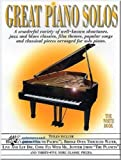 Great Piano Solos - The White Book - Klaviernoten [Musiknoten]