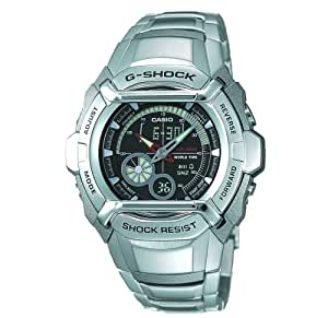 Casio G-Shock G-510D-1AVER Mens Bracelet Combination Watch