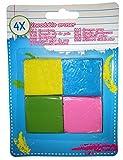 KNETBARER Art Radiergummi Set, Yanyi Brand Weiche Durable Putty Gummi (4Stück)