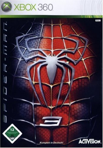 Spiderman 3 - [Xbox 360] (Spiderman 3 Spielen)