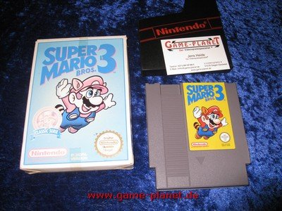 Super Mario Bros.3 Classic Serie (pal) Nintendo NESg (Für Mario Nes Bros Super)