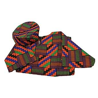 Pour enfant Factory CF100–324b African American Multiculturel Boy Costume, 58,4cm Hauteur, 22,9cm de large, 30,5cm de long