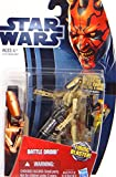 Battle Droid with Missile Fining Blaster MH04 Movie Heroes - Star Wars von Hasbro