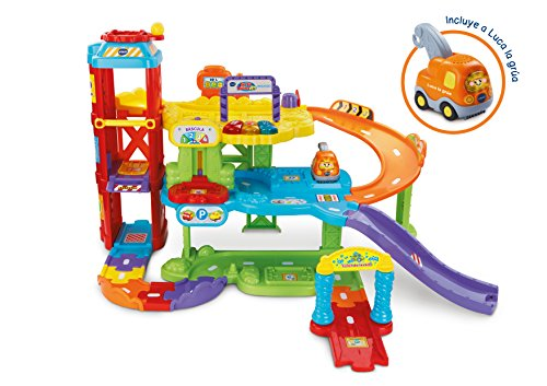 Vtech Supergarage Tut Tut Balls - Includes 3 Songs and 12 Melodies with Phrases and Sounds (3480-180022)