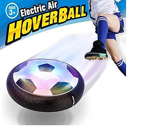 1e4af2d43490 Air Soccer Disk - Maxesla Hover Football Training Football for Boys Girls  Children