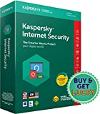 #4: Kaspersky Internet Security Latest Version - 1 PC, 1 Year (CD)