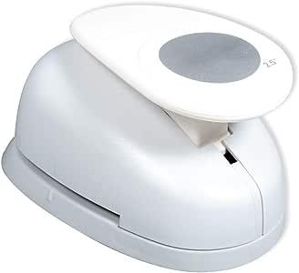 diametro 1,5 cm motivo: cerchi Heyda 203687438 misura piccola Perforatrice