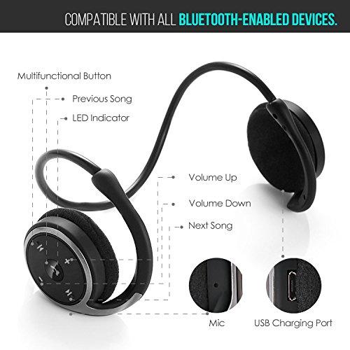 LinkWitz Bluetooth Wireless Headphone , Marathon2 Sports