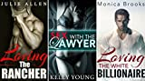 "3 Book Romance Bundle: ""Loving The Rancher"" & ""Loving The Lawyer"" & ""Loving The White Billionaire"""