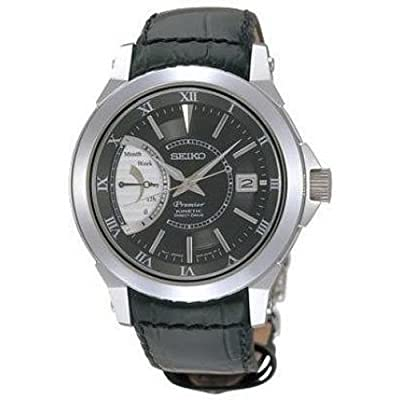Seiko Premier Srg0012 Reloj Kinetic Direct Drive Hombre Nuevo Garantia 2 AÑos