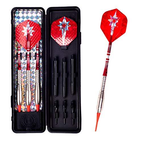 WWHLHL Wolfram Soft TIPP darts18g mit Storage/Travel Case Games & Sports Expert Soft Tip Darts für Electronic Dart Board