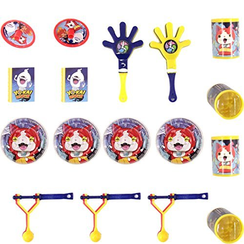 Lot de Surprises Yo-Kai Watch Pochettes Surprises
