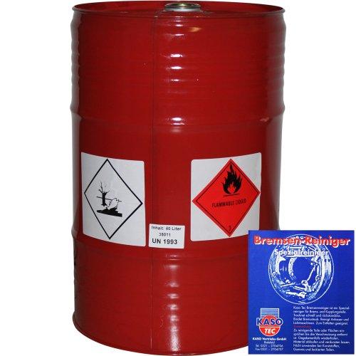 Bremsenreiniger - Schnellentfetter Bremsen-Reiniger Schnell-Entfetter 60 Liter